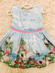 красивенное модное платье Некст