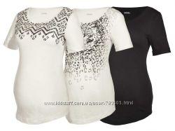 Разные футболки майки регланы  для  беременных