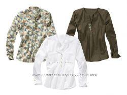 Разные блузки туники