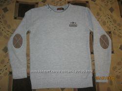 Классный турецкий свитер, джемпер на мальчика 10-11 лет, 134-140рр