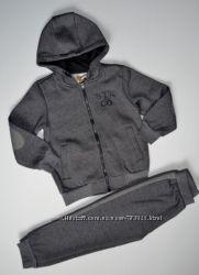 Спортивный костюм для мальчика на флисе р. 104
