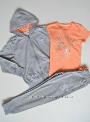 Спортивный костюм для девочки р. 152