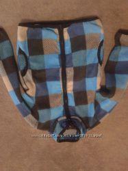 Флисовая кофточка для мальчика на два года теплая кофта