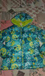 Курточки  демисезонні на 6-8 років