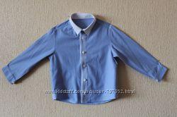 Стильная нарядна рубашка M&Co для юного модника