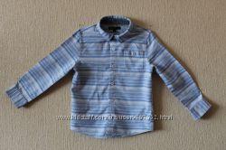 Стильная рубашка Marks&Spencer для юного модника