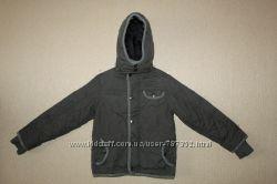 Классная демисезонная куртка Rebel для стильного мальчика