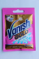 Порошковый пятновыводитель для тканей Vanish Gold