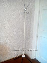 Вешалка стойка для одежды напольная разборная универсальная