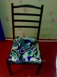 Мягкие стулья  комплект, приятно отдыхать