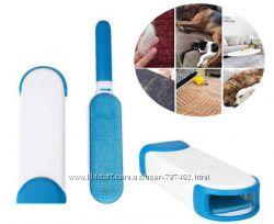 Самоочищающаяся щетка для чистки животных и мебели