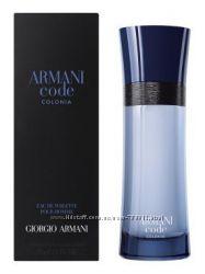 Armani Code Colonia хорошая цена