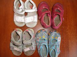 обувь кожаная для девочки для двора