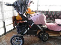 трёхколёсная Capella 901 для девочки