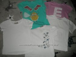 футболочки для девочки