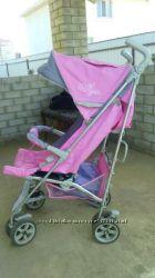 прогулочная коляска agio coletto pink