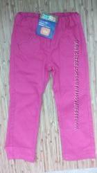 Новые джинсовые брючки Lupilu Германия, 104 р