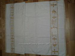 Крестильное полотенце крыжма