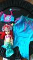 Платье , костюм принцессы Ариэль , Русалочки Дисней Disney
