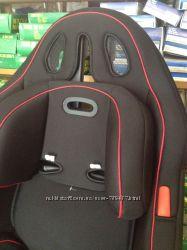 Новое Автокресло 9-36KG черное
