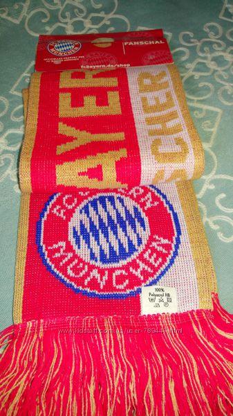 Новый коллекционный шарф FC Bayern Munchen