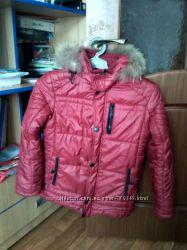 Куртка ТМ KIKO на рост 140см