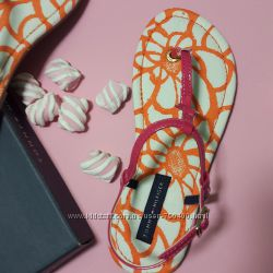 Сандалии римские босоножки розовые бренд Tommy Hilfiger оригинал из США