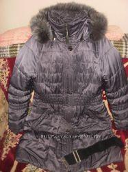 Пальто зимние размер 48
