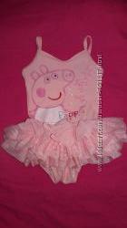 купальники с юбками от Next 12-18 мес