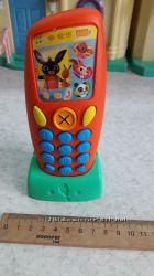 Детский телефон 2 шт