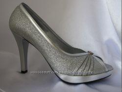 59. акция, новые нарядные вечерние туфли  за пол цены, тм Wob Studio, к1010