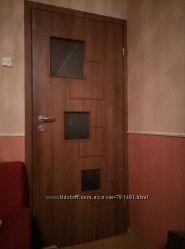 Установка межкомнатных, входных дверей