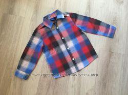 Рубашка на 3-4 года, 104 см