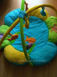 Развивающий коврик Подводный мир Caprol Babies