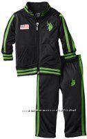 Спортивный костюм на мальчика 4 года U. S. POLO ASSN, США оригинал