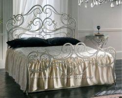 Кровати под заказ кованые