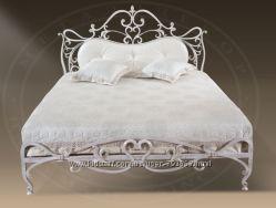 Кровати кованые под заказ