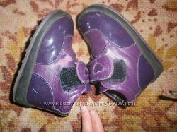 Кожаные ботиночки Next 23р
