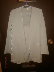 Продам шикарный костюм кардиган юбка 44-46р
