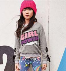 Модный реглан на девочку
