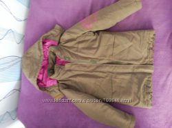 Курточка 134-140 классная теплая куртка
