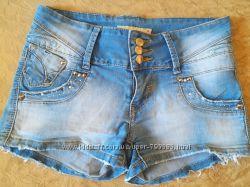 джинсовые шортики