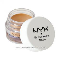 База под тени NYX Eyeshadow Base, телесная