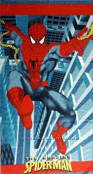 Полотенце пляжное банное Человек паук 75x150см