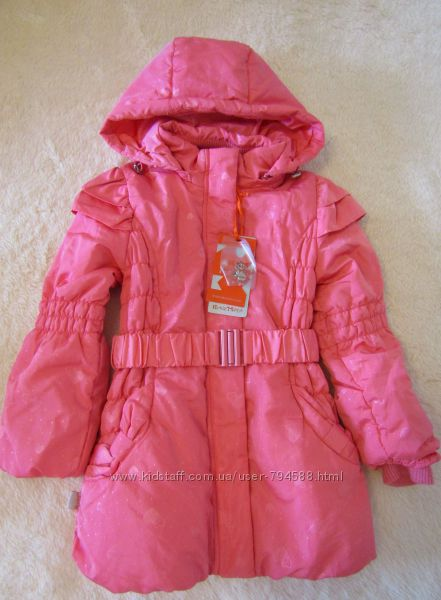Новая красивая куртка-пальто  Really Master R. M.