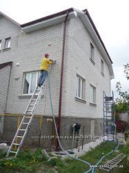 Утеплення будинків перлітом екологічно чистим матеріалом