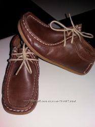Туфли-мокасины кожанные Next 10 размер