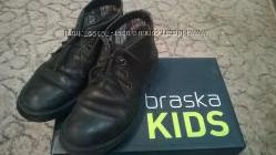 осенние ботинки braska kids