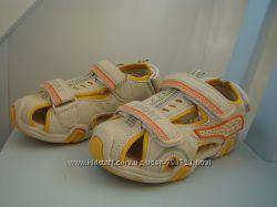 Босоножки Tom. M. с закрытым прорезиненным носком