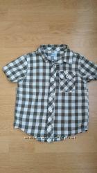 Рубашка F&F 2-3 года